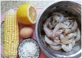『加点』虾仁别只炒着吃,加点淀粉,香喷喷的早餐搞定,又简单又有营养