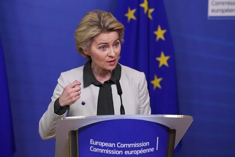 """美制裁""""北溪-2""""项目,欧盟主席大声对美国说""""不"""""""
