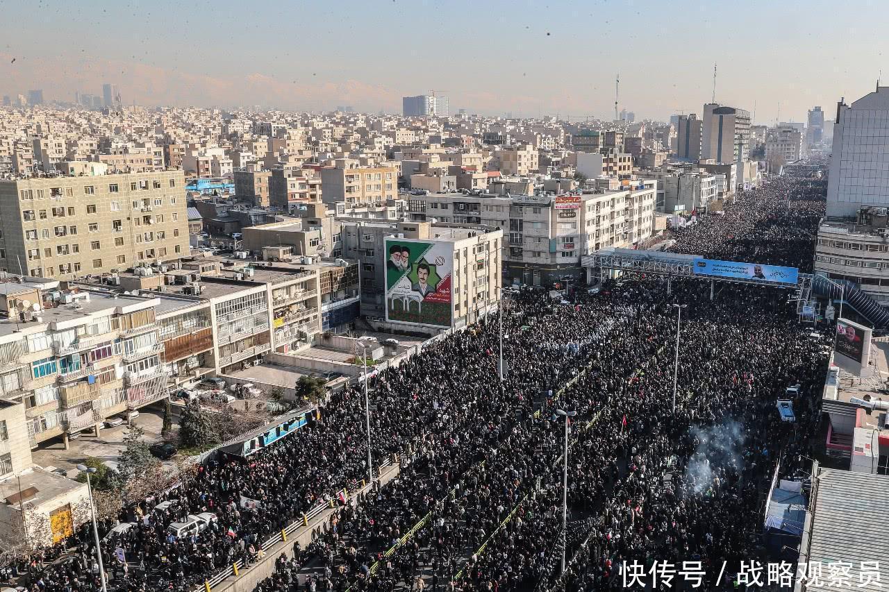 伊朗少将等于中国什么