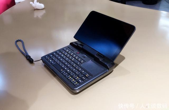 """巴掌大小,接口丰富!GPD MicroPC可不是之前那些""""战五渣"""""""