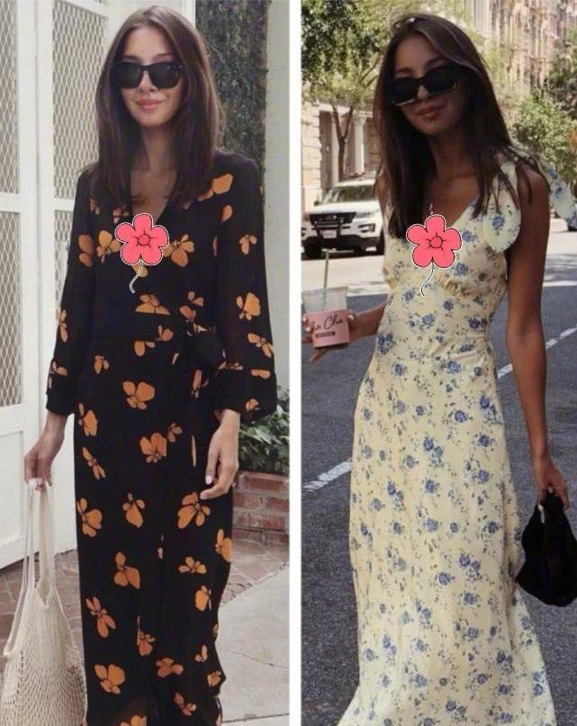 """『身材比例』夏日""""仙女裙""""谁穿谁美?最走心的穿搭,你必须拥有!"""