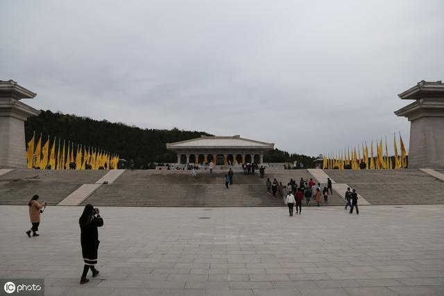 """它是《史记》记载的唯一一座黄帝陵,被誉为""""天下第一陵"""""""