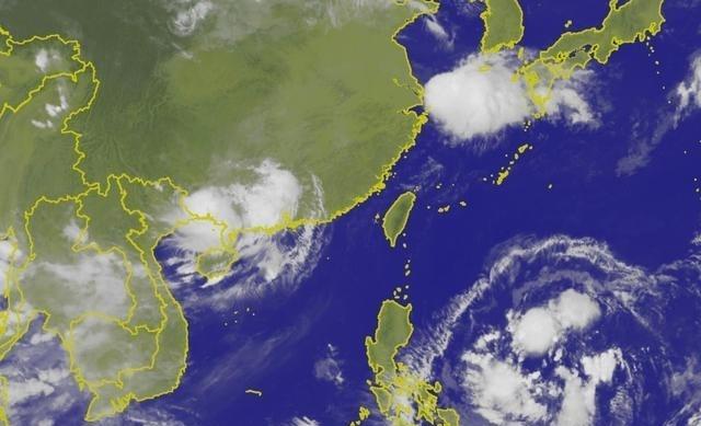 广东人注意!又有个台风要过来了!大到暴雨大暴雨将分布如下