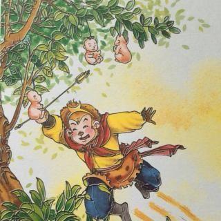这颗人参树竟有如此不凡来历,怪不得孙悟空一怒之下将其推倒!