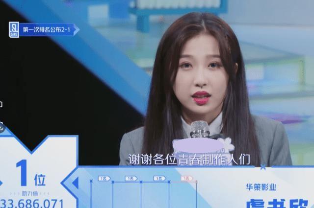 『吃香』虞书欣难道是青2广告代言人?已为品牌商拍过4个广告了,演员脸太吃香!