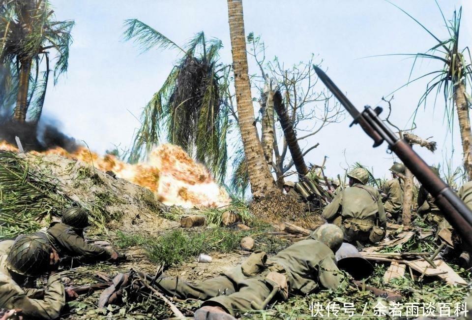 『所罗门群岛』二战最奇葩的战争,美军不想打日军打不过,共占一岛直至二战结束