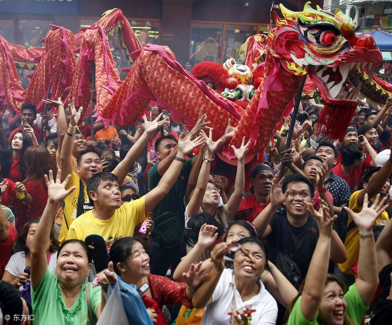 世界上海外华人最多的十个国家,新加坡排第六