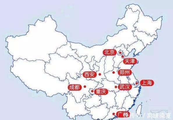 『升级』中国这3个区域中心城市,地位仅次于国家中心城市,最有机会升级