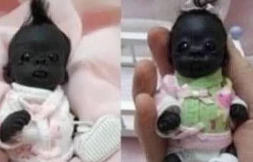 最黑的婴儿_最黑的婴儿