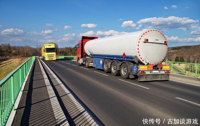 卡车侧方、后方护栏是干什么的保护小车no!no!no!