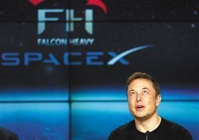 SpaceX测试卫星成功入轨 马斯克又将成为历史?