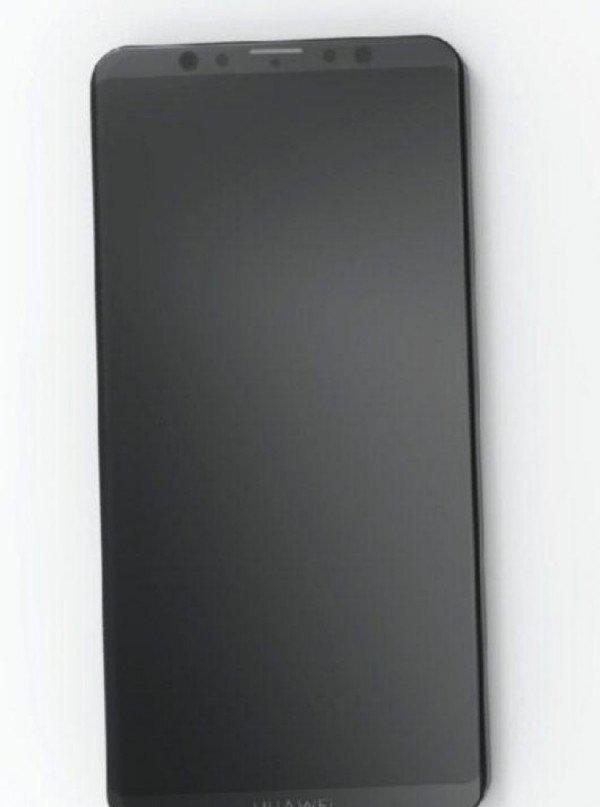 曝华为Mate 20 Pro将搭载京东方曲面屏,支持屏